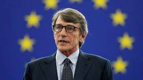 """Italský socialista na druhý pokus """"urval"""" šéfa europarlamentu. Zahradil byl druhý (3. 7. 2019)"""