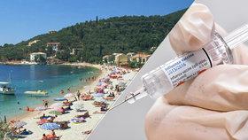 Před cestou za hranice myslete na očkování. Zejména v tropech číhají zákeřné nemoci