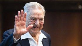 Americký finančník a multimiliardář židovského původu George Soros se často objevuje ve fake news a dezinformacích.