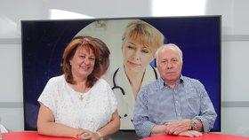 Epicentrum o nemocenské: Bohumír Dufek a Irena Bartoňová Pálková (8. 7. 2019)