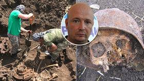 Archeologové bojišť 2. světové války