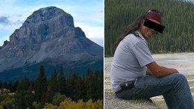 V Kanadě zemřel Čech: Zřítil se při výstupu na horu.