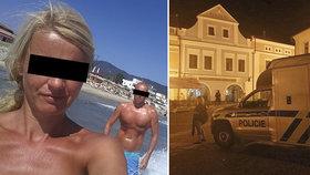 Tohoto muže obvinila policie z toho, že v Rychnově nad Kněžnou zastřelil svou manželku.