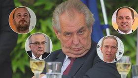 Jednání prezidenta Miloše Zemana okomentovalo několik členů opozice