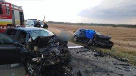 Dopravní nehoda si vyžádala čtyři životy