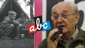 Vlastislav Toman se dožívá 90 let.