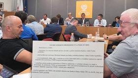 Jednání předsednictva ČSSD i s Andrejem Babišem. A jeho výsledek (15. 7. 2019)