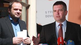 Hamáček dlouho trval na Šmardovi coby kandidátovi na ministra kultury.
