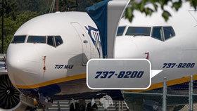 """Pomůže přejmenování? Boeing vynechal slovo """"MAX"""" v označení nových letounů 737"""