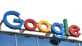 Logo americké společnosti Google