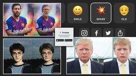 Mobilní aplikace tentokrát hromadně pobláznila uživatele sociálních sítí