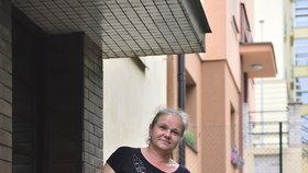 Maminka ztraceného Honzíka Ivana Nejedlá.