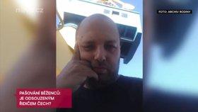 Ve Francii odsoudili českého řidiče, měl v kamionu 20 migrantů