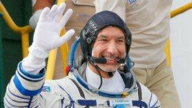 K ISS v ruské kosmické lodi míří nová tříčlenná posádka (20. 7. 2019)