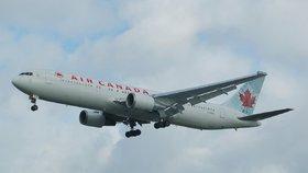 Boeing 767 společnosti Air Canada zázračně přistál jen díky zkušenostem posádky a notné dávce štěstí.