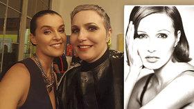 Smrt bývalé modelky Karolíny Emingrové zdrtila i Ivu Kubelkovou