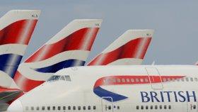 Zejména letecká doprava by se po tvrdém brexitu ocitla ve velkých problémech.