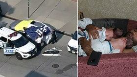 Otec zapomněl svá dvojčátka v autě a odešel do práce. Děti bohužel zemřely.