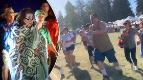 Svědkové střelby z festivalu česneku ve městě Gilroy promluvili o hororu, který si prožili.