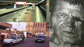 Už 17 let od tragédie v pražském metru: Rus tu odpálil granát a zabil policistu, pak se oběsil v cele