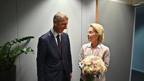 Premiér Babiš v Bruselu (28.7.2019)