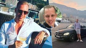 Na instagramu se chlubil luxusem: Teď je mladý podnikatel obviněný z podvodů.