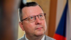 Ministr kultury Anotnín Staněk (ČSSD) (30. 7. 2019)