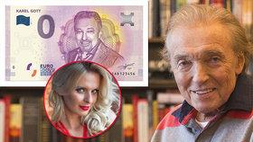 Eurobankovka s Karlem Gottem