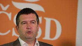Předseda sociálních demokratů a ministr vnitra Jan Hamáček postup prezidenta nechápe a trvá na jmenování Šmardy.