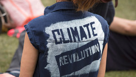 Boj proti klimatickým změnám, ilustrační foto