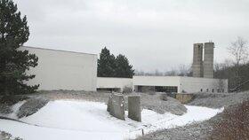 Krematorium v Ústí nad Labem v obvodu Střekov