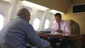 Na začátku července letěl ministr zahraničí do Štrbského plesa na neformální jednání OBSE. Hlavním tématem bylo přecházení a řešení konfliktů ve světě.