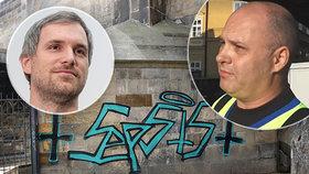Hřib chce Miloslava Černého ocenit za vyčištění Karlova mostu. Trest za vraždy si podle něj už odpykal