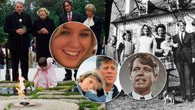 Kennedyové jsou nejspíše prokletí, povídá se po USA