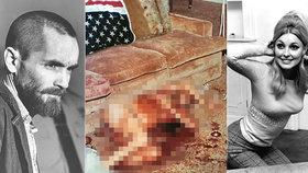 Krutá vražda těhotné Sharon Tateové otřásla Amerikou.