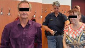 Žena bodla svého muže do břicha. Byla odsouzena za pokus o vraždu.