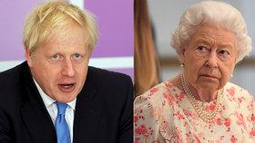 Poslední slovo ohledně brexitu možná připadne královně.