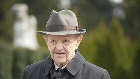 Bývalý generální tajemník ÚV KSČ Milouš Jakeš (97)