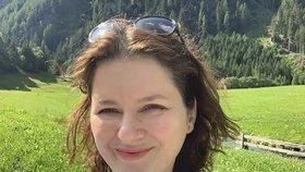 Ministryně Jana Maláčová (ČSSD) na dovolené v Tyrolsku