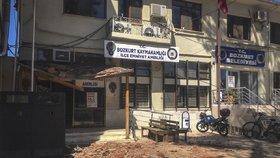 Zemětřesení v Turecku, (8.08.2019).