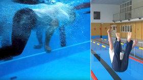 Starostu Lenczné Leszka Wlodarského kompromitovalo propagační video. Skáče v něm oblečený do bazénu, který tak mohl znečistit.