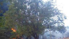 Nejméně 57 lidí zemřelo, když v Tanzanii explodovala cisterna s palivem, dalších 65 lidí bylo zraněno.
