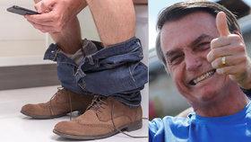 Bolsonaro radil, jak zachránit planetu.