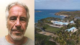 FBI prohledávala ostrov zvrhlíka Epsteina!