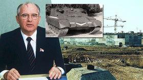 Tank by sloužil i pro Gorbačova