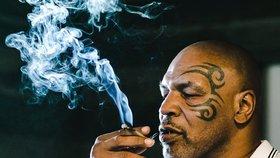 Slavný boxer Mike Tyson se dal na pěstování marihuany, kterou denně rád konzumuje!