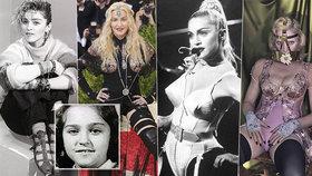 Legendární Madonna slaví 61. narozeniny.