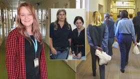 Těhotná vražedkyně Janáková je černá ovce: Ženy přiznaly lesbický sex a uspokojování zeleninou, líčí vězeňská psycholožka