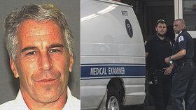 Plánoval svou smrt? Miliardář Epstein dva dny před sebevraždou podepsal závěť!