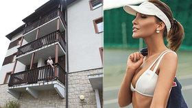 Ruská modelka spadla ve Špindlerově Mlýně z balkonu: Někdo mě zdrogoval a udeřil do hlavy, tvrdí.